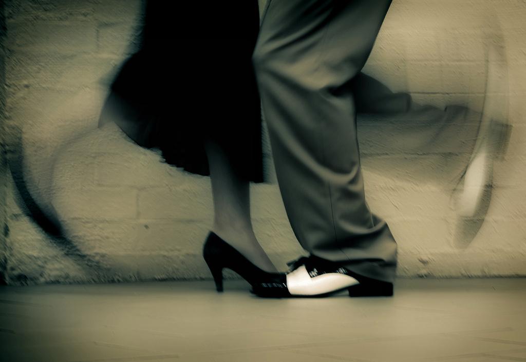 vintage dancing by ltodd