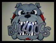 5th Aug 2010 - Summer Memory #62: Go Bulldogs!!