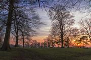18th Feb 2013 - Broughton Castle sunset