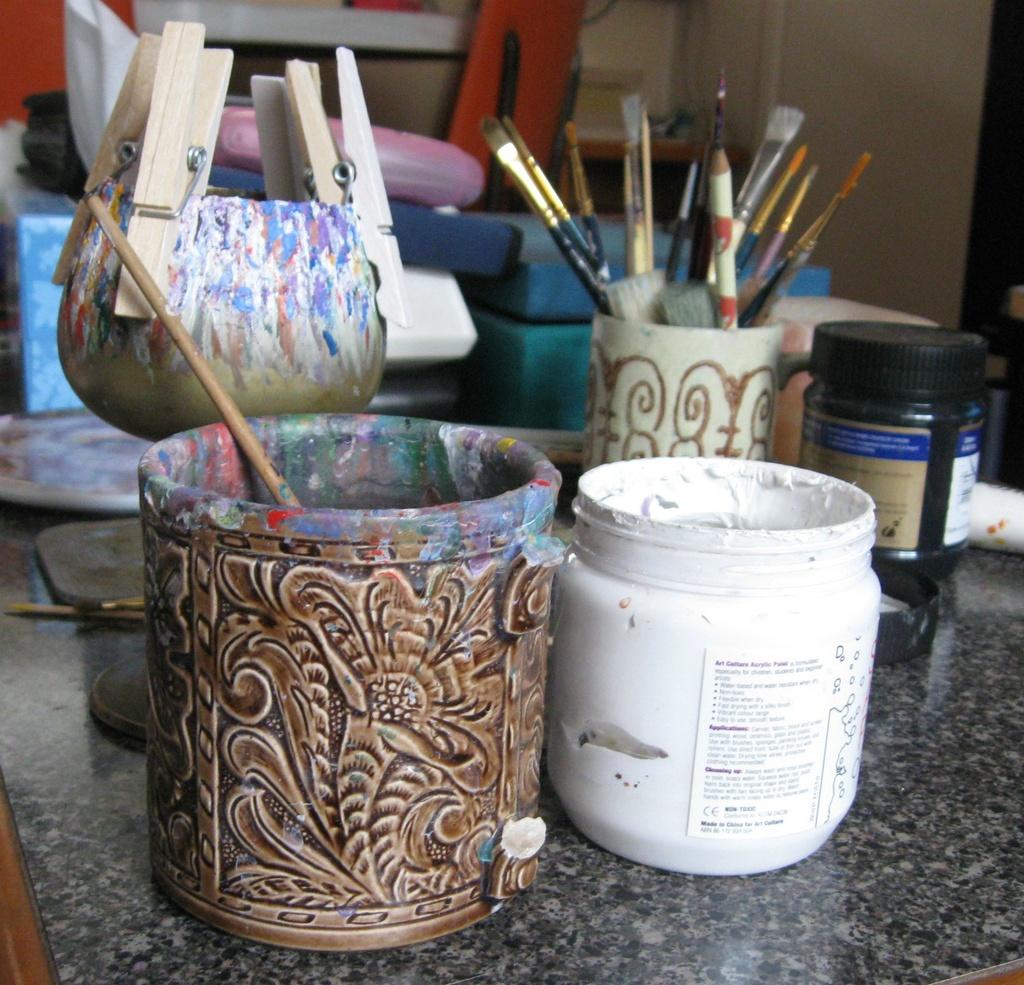 My Ugly Mug by mozette