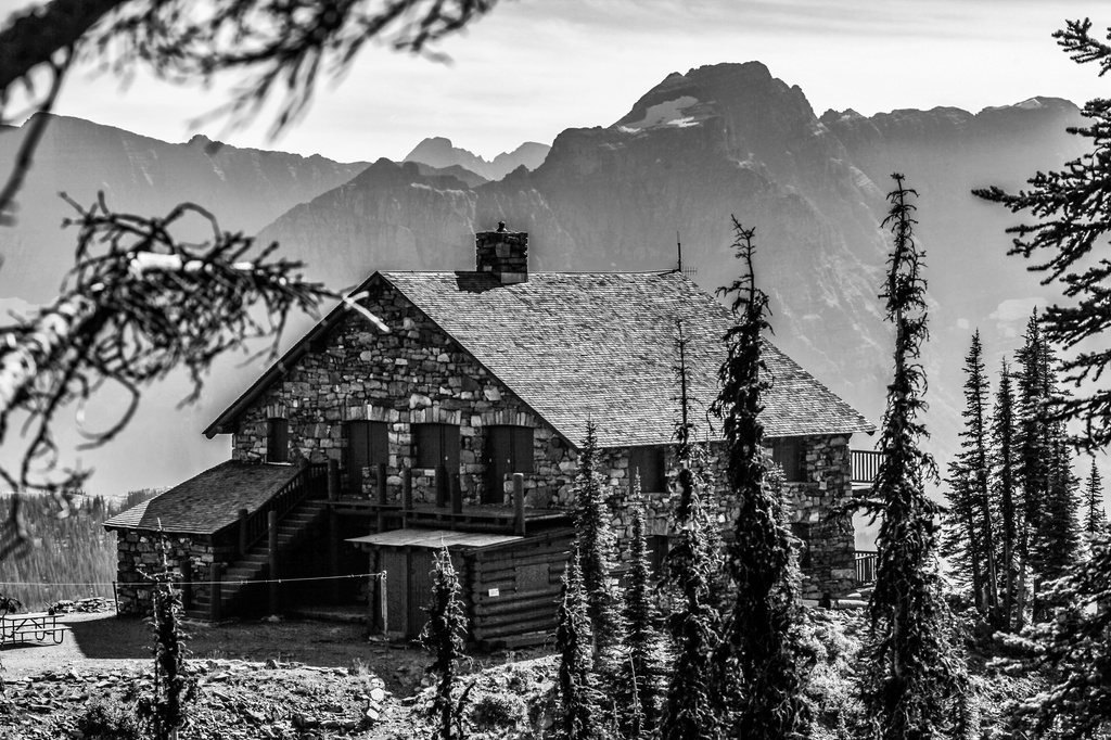 Granite Park Chalet by grizzlysghost