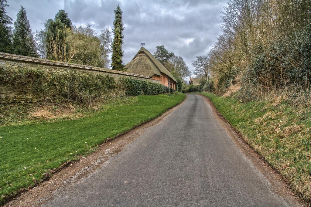 Day 55 - Climb through Tockenham Wick by snaggy