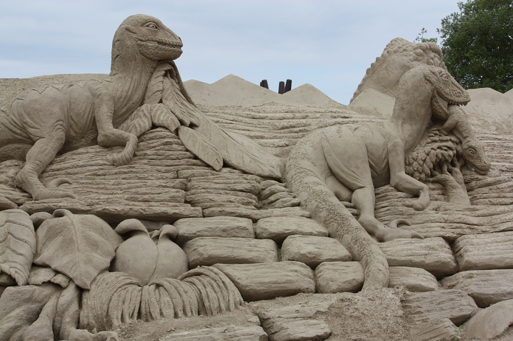 365-Sand Castle IMG_9045 by annelis
