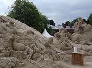 2nd Aug 2010 - 365-Sand Castle DSC04853