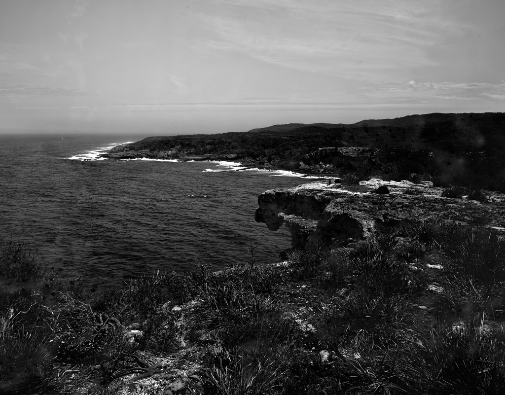 View from St George's Lighthouse by peterdegraaff