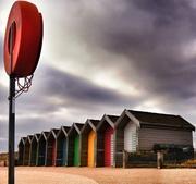 26th Feb 2013 - Beach Huts