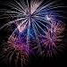 Riverside Festival fireworks by vikdaddy