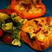 Halloumi peppers by boxplayer
