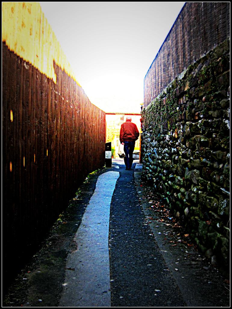 Passage.  by happypat