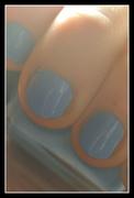 2nd Mar 2013 - Blue Sky Nails