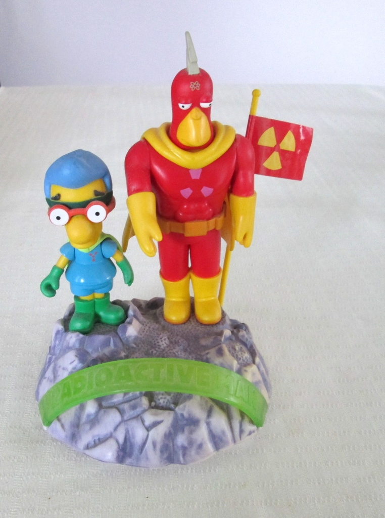 Radioactive Man - The Simpsons - by bruni
