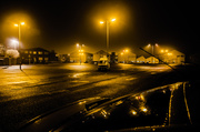8th Mar 2013 - Day 67 - Wet, misty car park