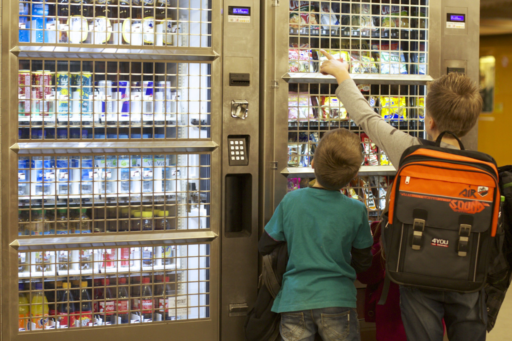 The Appeal of Vending Machines by jyokota