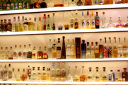 21st Feb 2013 - Wall of Tequila!