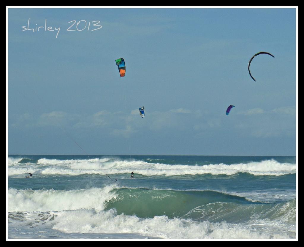 windsurfing by mjmaven