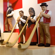 9th Mar 2013 - Relatives of my Swiss Carved Family!