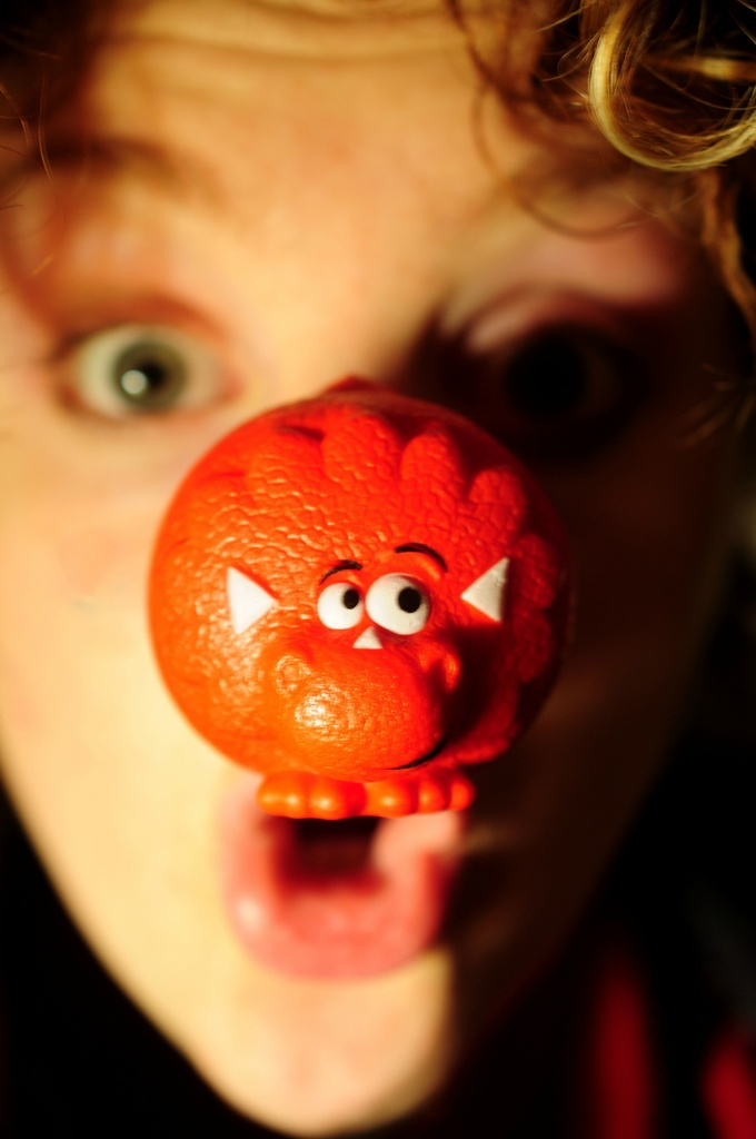 Red Nose Day!  by naomi