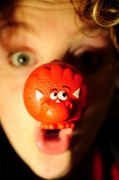 15th Mar 2013 - Red Nose Day!