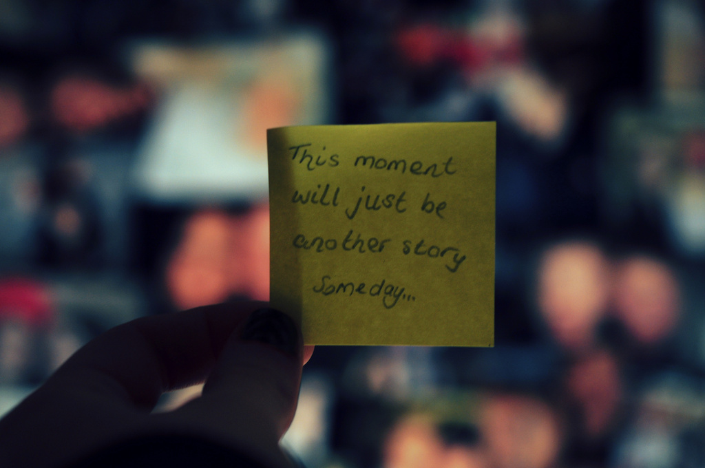 Moments. by naomi