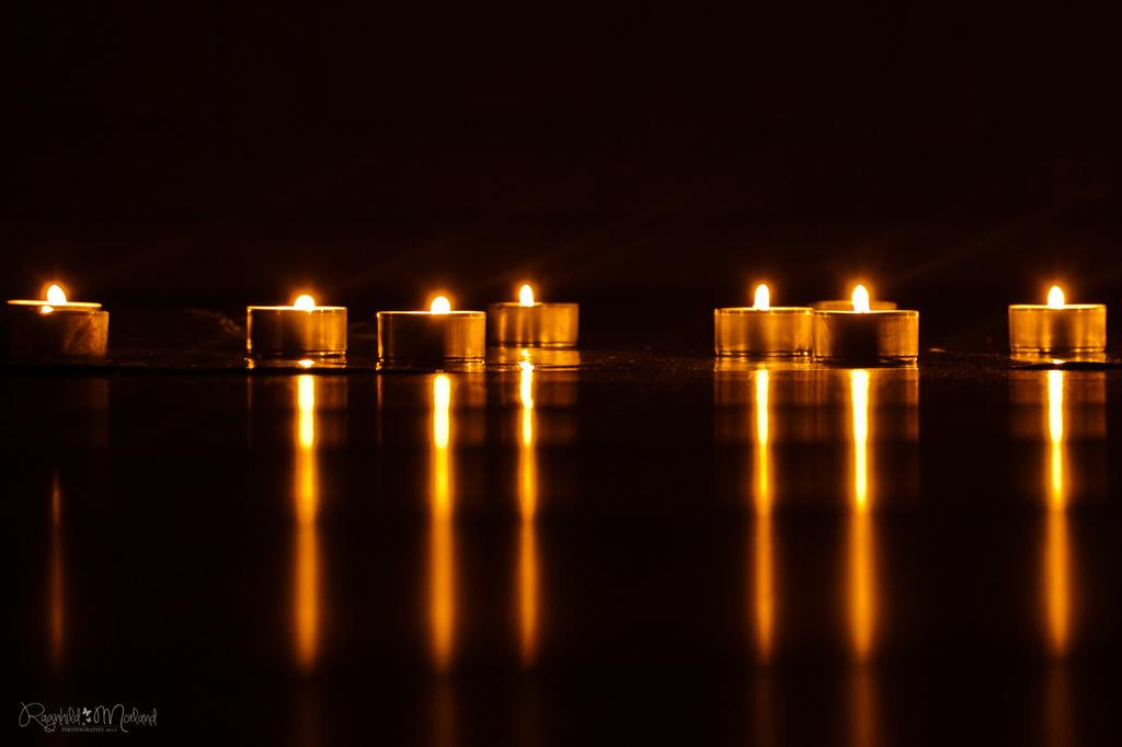 Spreading Some Light by ragnhildmorland