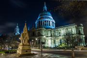 16th Mar 2013 - Day 75 - St Paul's @ night