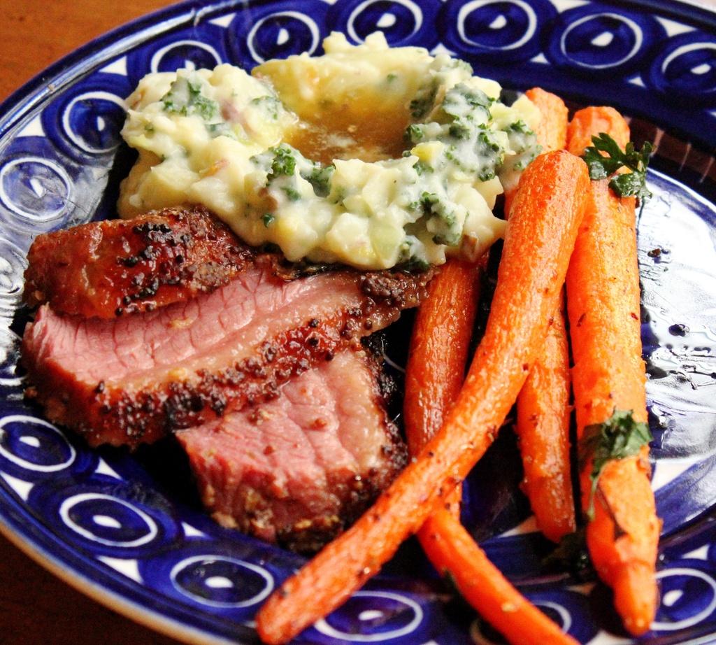 My Irish Meal by darylo