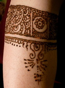 18th Mar 2013 - Henna