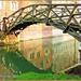 The Mathematical Bridge,Queen's College,Cambridge by carolmw