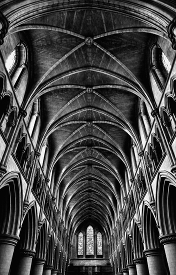 Vaulted ceiling  by johnnyfrs