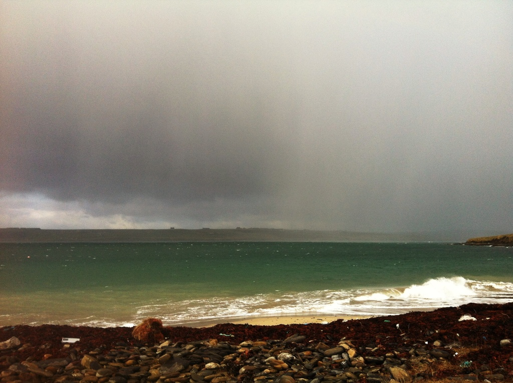 Barrier sea by ingrid2101