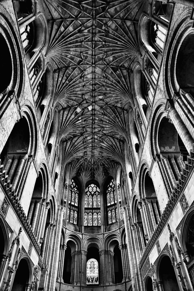 Norwich Cathedral  by johnnyfrs