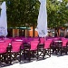 Hot Pink Chairs by helenmoss