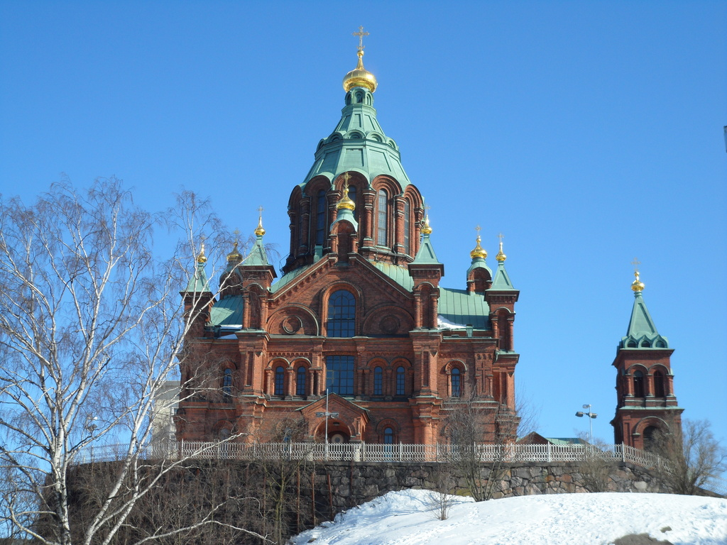 Cathedral of Dormition by tiss