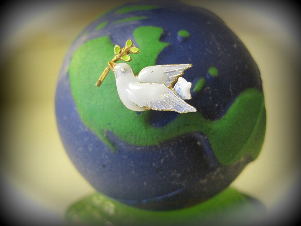 Peace on Earth by allie912