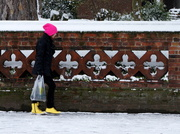 24th Mar 2013 - Yellow boots