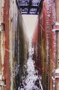 23rd Mar 2013 - Snow alley