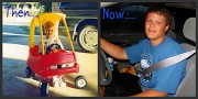 11th Aug 2010 - Last Summer Memory: Little Boy's Dream Comes True