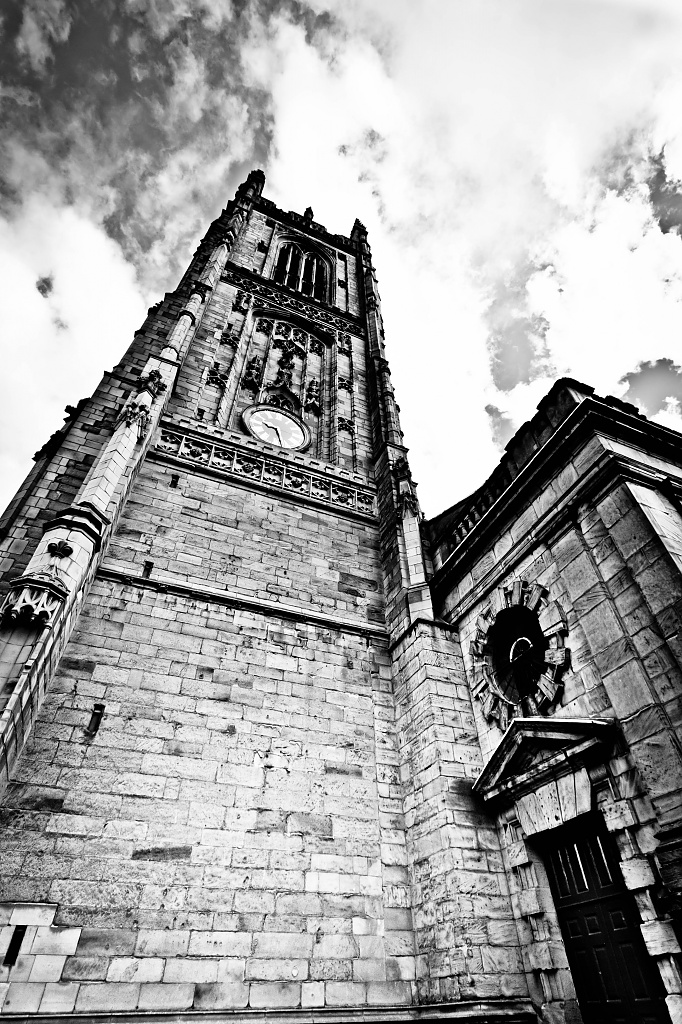 Derby Cathedral by vikdaddy