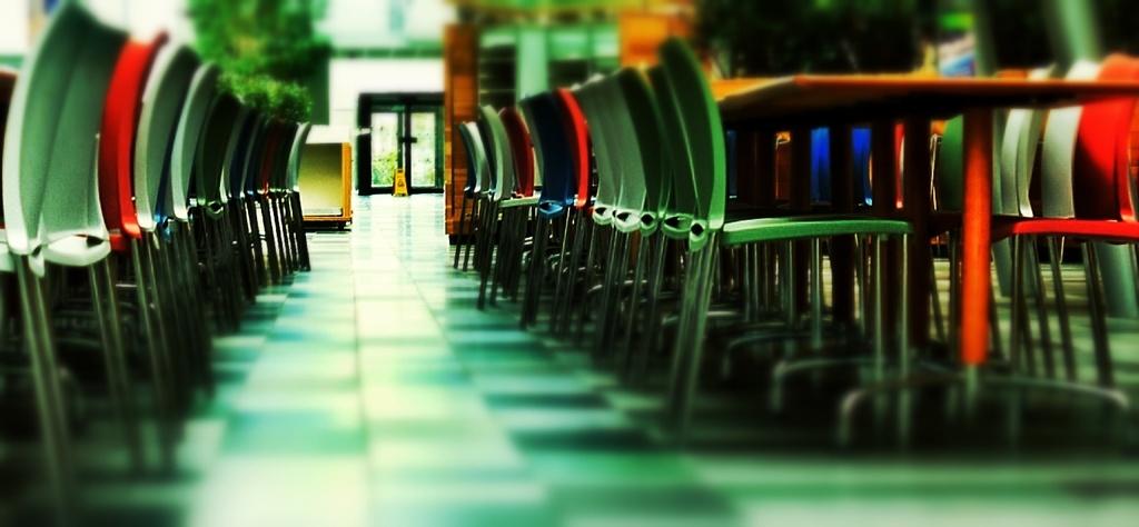 Chairs by jesperani