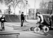 7th Apr 2013 - skate park