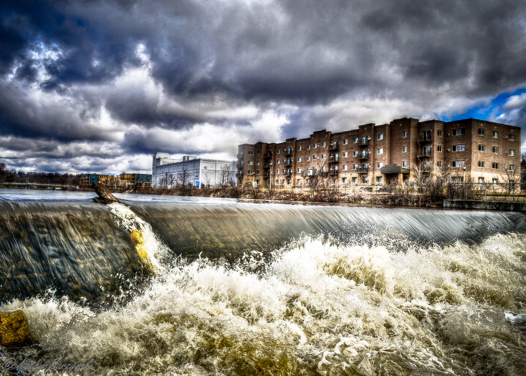 Turbulence - the storm before the calm - it looks better viewed larger by myhrhelper