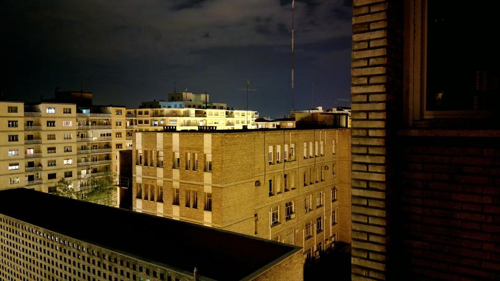 Night view of Gotham by petaqui