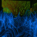 Split Tone Ghosts (or Aliens?) by taffy