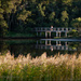 Lagoon Footbridge by kazlamont