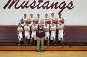 12th Dec 2012 - Unity Varsity Basketball