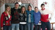 23rd Dec 2012 - Ugly Sweater night