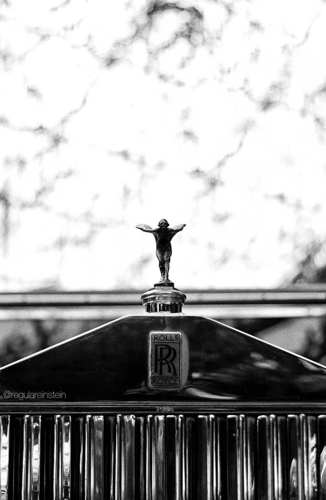 The Spirit of Ecstasy by nellycious