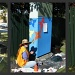 Painting Traffic Control Box by loey5150