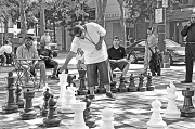 20th Aug 2010 - Street Chess in Westlake Plaza