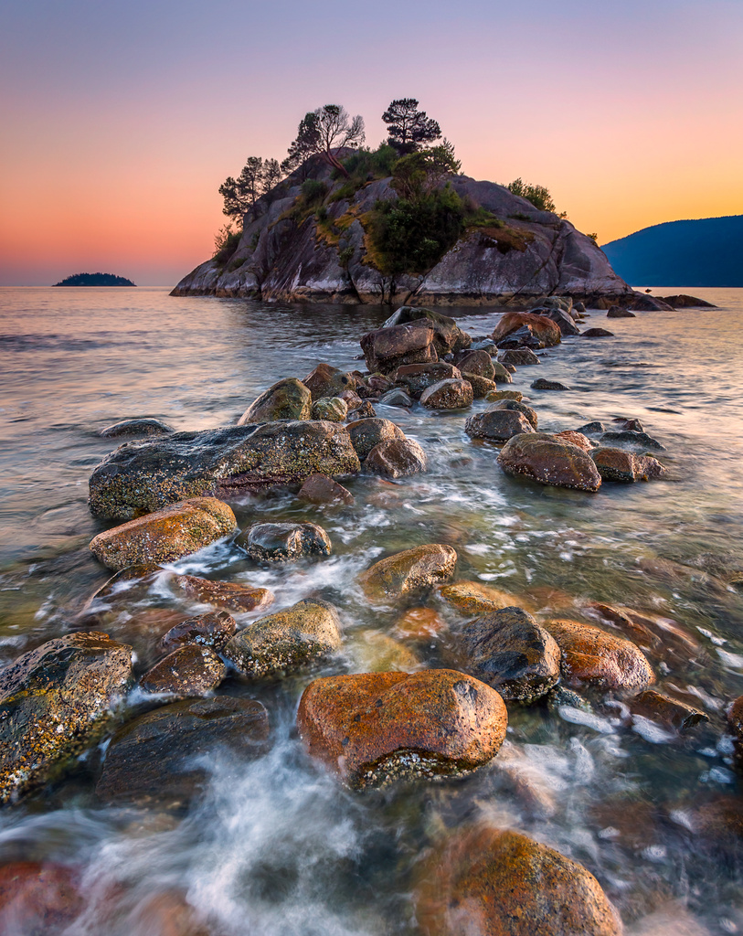 Whyte Islet by abirkill